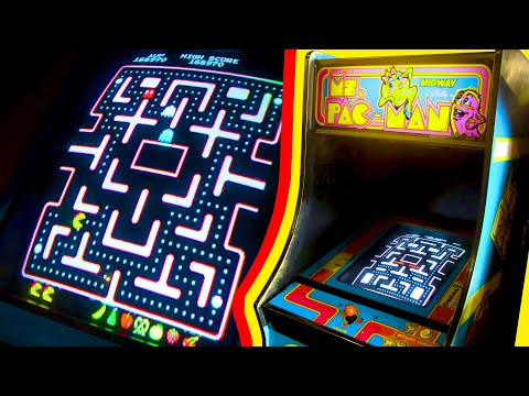 Original Arcade Ms. Pac-Man Longplay!