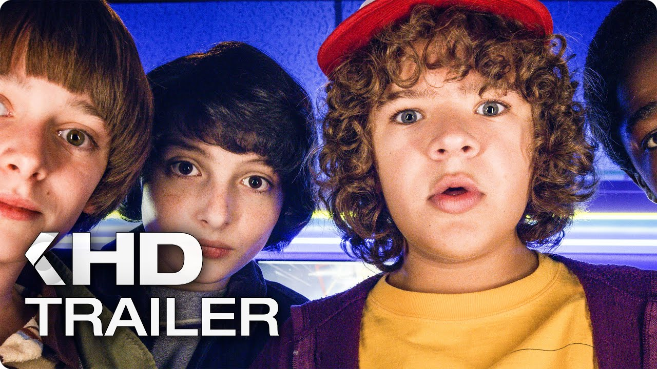 Stranger Things Staffel 2 Deutsch