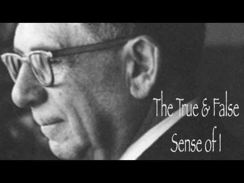 The True and False Sense of I by Joel S Goldsmith
