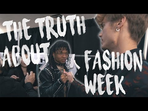 THE TRUTH ABOUT NY FASHION WEEK