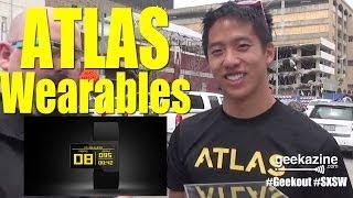 sxsw 2014 atlas wearables fitness tracker