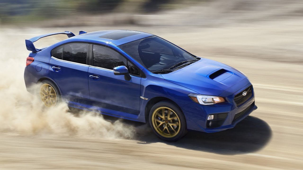 Subaru Wrx Sti Launch Edition >> 2015 Subaru Wrx Sti Launch Edition Youtube