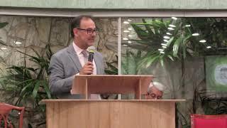 Mensagem Bíblica - Culto do dia 15 de Setembro de 2019
