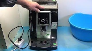 видео Ремонт кофемашины DeLonghi ECAM 23.450