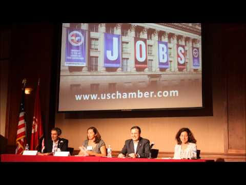 TAYP @ US chamber of commerce: successful model for post-revolutionary Tunisia