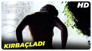 Ömrümün Tek Gecesi - Ekrem, Gölde Gülsereni Dikizliyor  Hülya Avşar Eski Türk Filmi