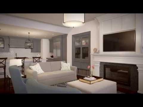 Seaglass Interior - Residence 3|4