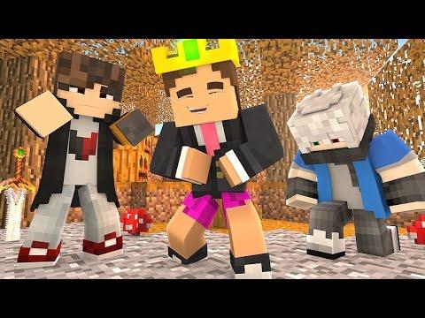 Minecraft - A VOLTA DO REI - SKY WARS! ‹LOKI›