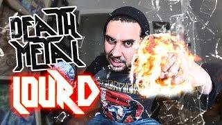 💪 TOP 5  | Les groupes de death metal les plus lourds ! 👊