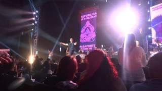 Franco de Vita Guadalajara 2014 - Solo importas tu / Latino / medley 01