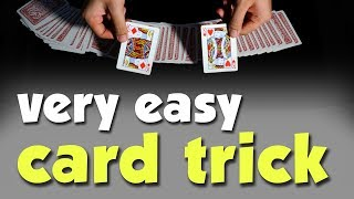 The Very Easy Card Trick That Anyone Can Do