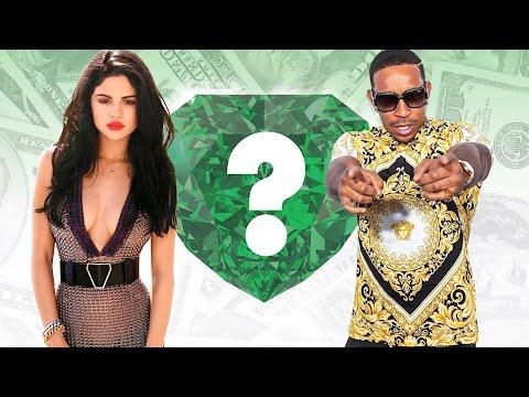 WHO'S RICHER? - Selena Gomez or Ludacris? - Net Worth Revealed!