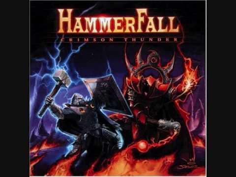 HammerFall  Crimson Thunder