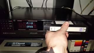 Grundig VS 380 VPS Monolith HiFi Stereo VHS Videorecorder