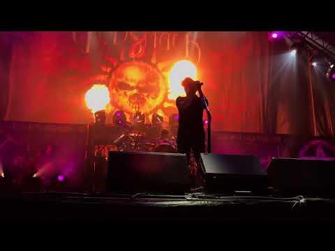 Godsmack - Voodoo Rock USA 2018 Oshkosh Wisconsin 07 / 12 / 2018