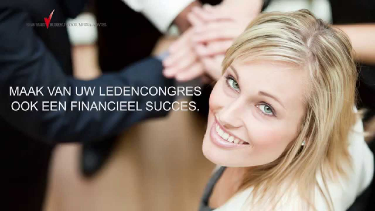 Maak van uw ledencongres ook een financieel succes