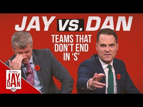 Jay Vs. Dan - Team Names That Don't End In 'S'
