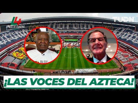 ¡54 años del Estadio Azteca! El primer gol en la historia del Azteca y la despedida de Borja I TUDN