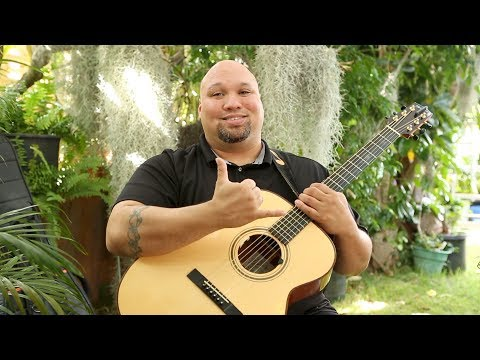 Slack Key Guitar Course with Aaron Crowell Promo