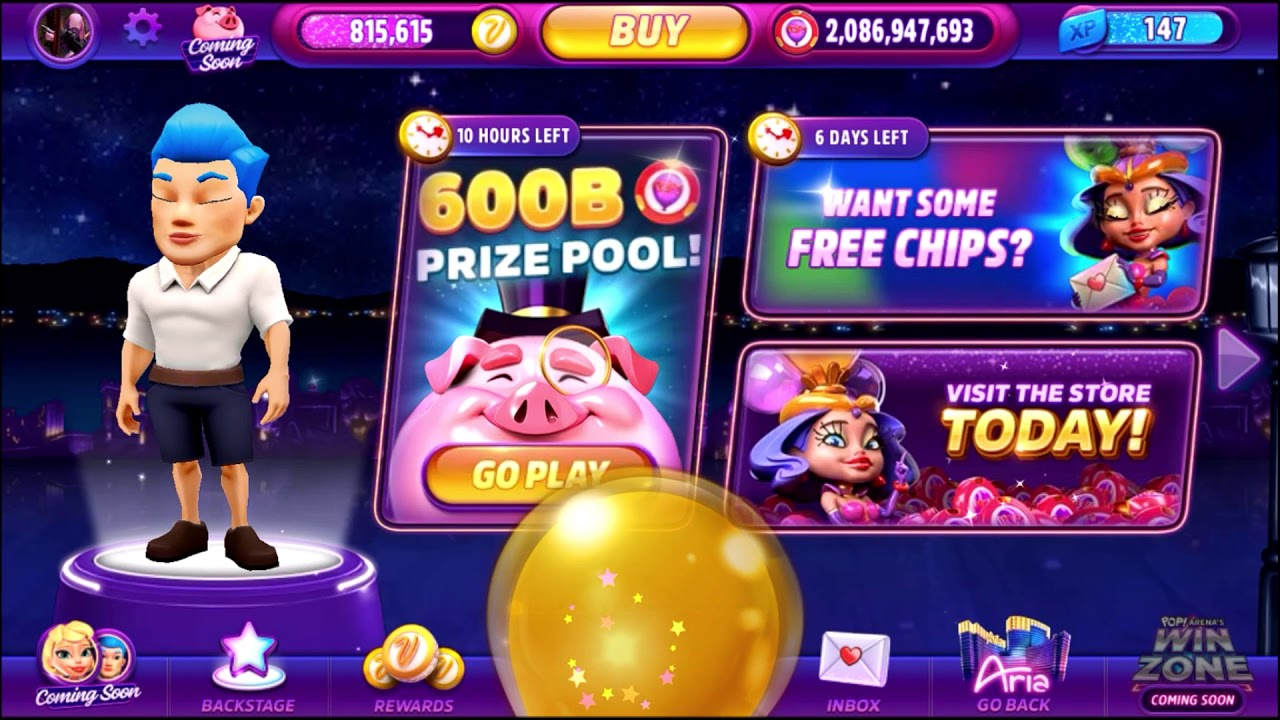 Pop! Slots Free Chips Links for 1/11/2021 - YouTube