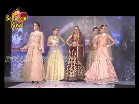 Patralekha, Shriya Pilgaonkar As Showstoppers at Glamour 2016 Style Walk With Amrita Fadnavis Part