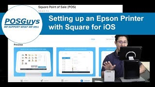 """Finally square for ios has an epson printer certified use. this is the 2"""" wide bluetooth from tm-m10. tm-m10: https://posguys.com..."""