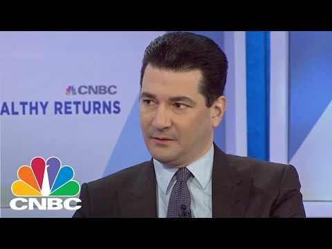 fda commissioner dr scott gottlieb addresses drug prices tobacco and opioids cnbc