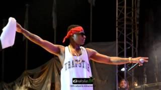 wizkid à Conakry: concert live