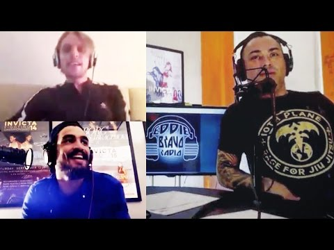 Eddie Bravo Radio 85:  Flat Earth Special with Eric Dubay & Kron Gracie