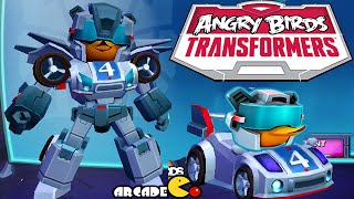 Angry Birds Transformers: New Character Jazz Rescued Gameplay Part 20