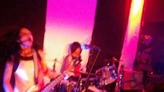 Shonen Knife live performance at Studenterhuset, Aalborg.