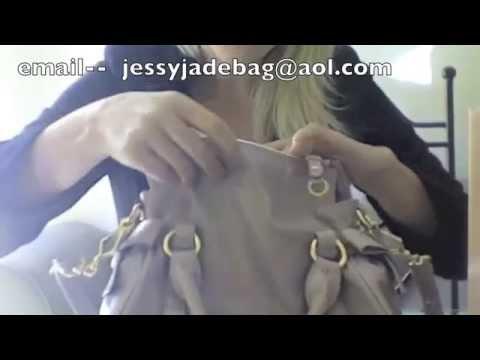 8543d94e7ef0 FABULOUS!!!Jessy Jade Bag Review Fabulous Miu Miu Bow Bag - YouTube