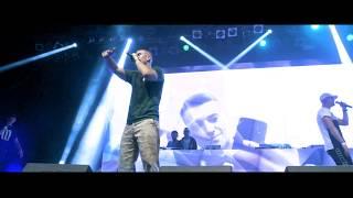 "Małach / Rufuz feat. Hinol - ""Nie dbam""  Live | X - lecie SSG. 2018"
