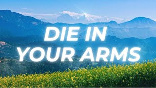 MVSE - Die In Your Arms (Official Lyric Video)