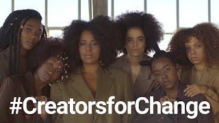 NEGRITUDES BRASILEIRAS -  #CreatorsforChange