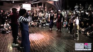 Showdown L.A. 4 x K.O.D . U.S.A LOCKING Final Battle