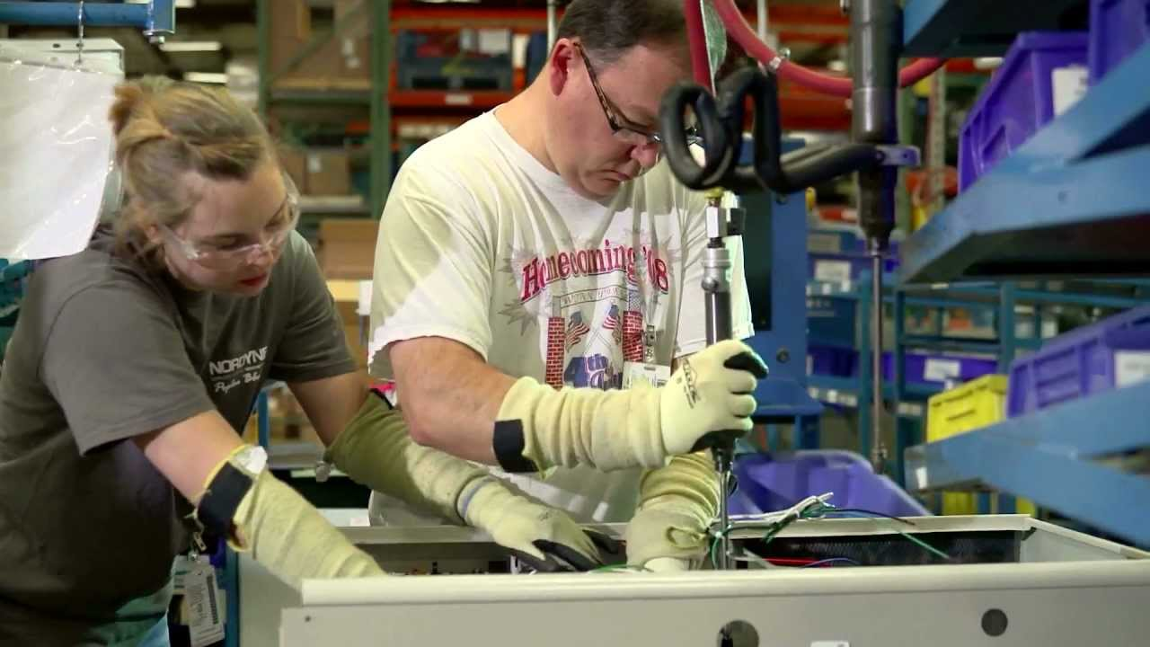 Broan Hvac Manufacturing Process Youtube