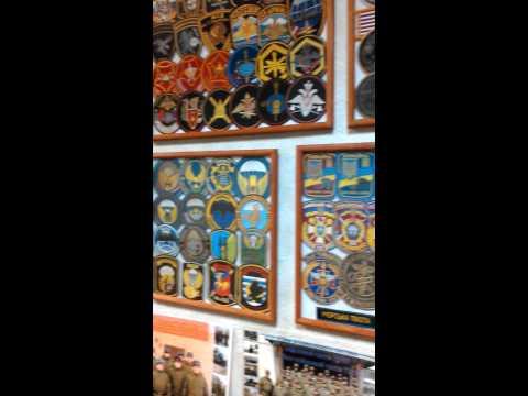 Шевроны, нашивки, коллекция