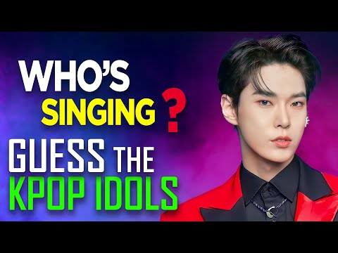 [KPOP GAME] WHO