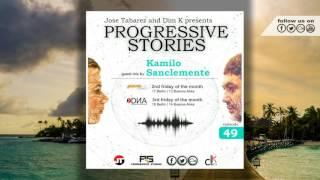 Jose Tabarez - Progressive Stories 049 [10 Mar 2017] on Pure.FM