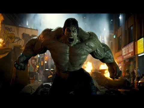 The Incredible Hulk 2008 - Best Scenes