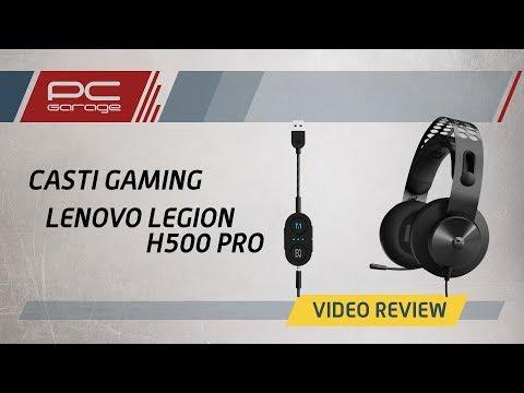 PC Garage – Video Review Casti Gaming Lenovo Legion H500 Pro