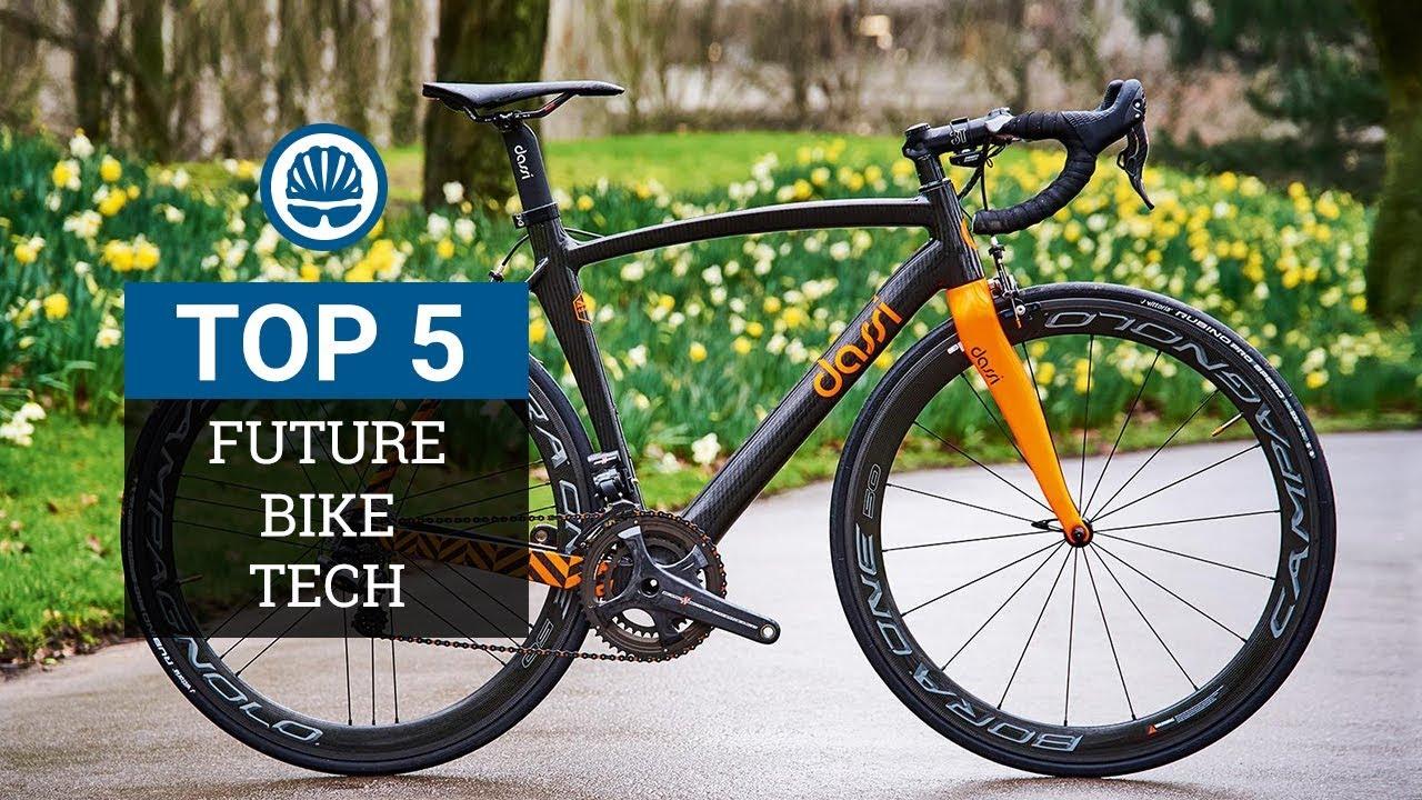 Top 5 - Future Bike Technologies