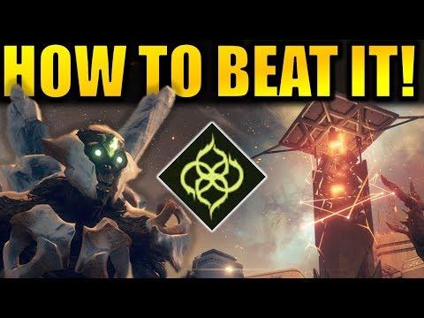 Destiny 2: How to Beat ESCALATION PROTOCOL! | Warmind Expansion