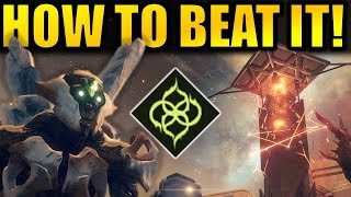 Destiny 2: How to Beat ESCALATION PROTOCOL! | Warmind Expansion