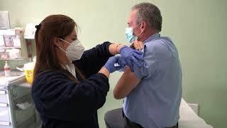 Vaccination day, istituzioni e Forze ordinelanciano campagna antinfluenzale in provincia di Chieti