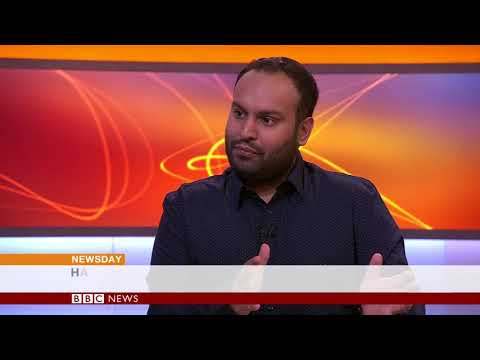 Shashi Kapoor tribute on BBC World News