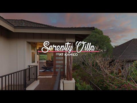 Paradise in Hawaii: Serenity Villa, Big Island, Mauna Lani Resort – Luxury 4 Bedroom, sleeps 10