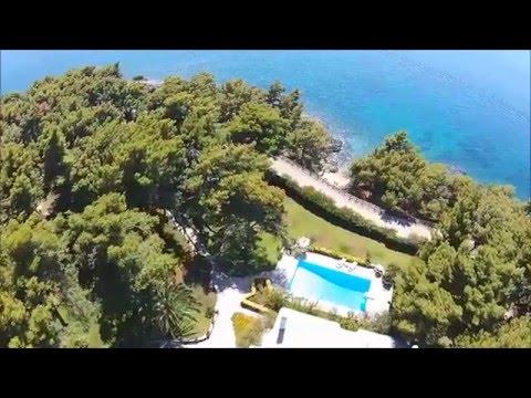 Beach front villa for rent Greece Halkidiki