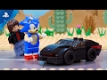 LEGO Dimensions Meet That Hero Sonic The Hedgehog Meets Knight Rider PS4 PS3 mp3